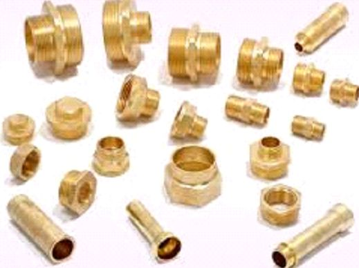 Electrical Brass Components 02