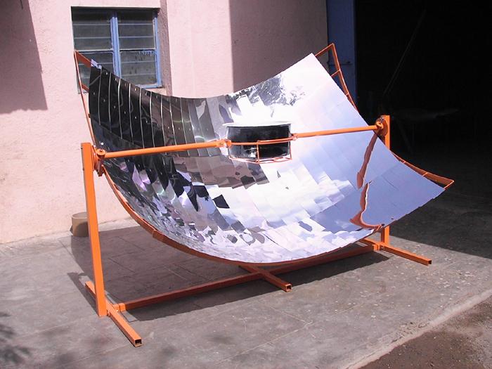 Community Solar Cooker