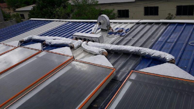 Solar Industrial Dryer