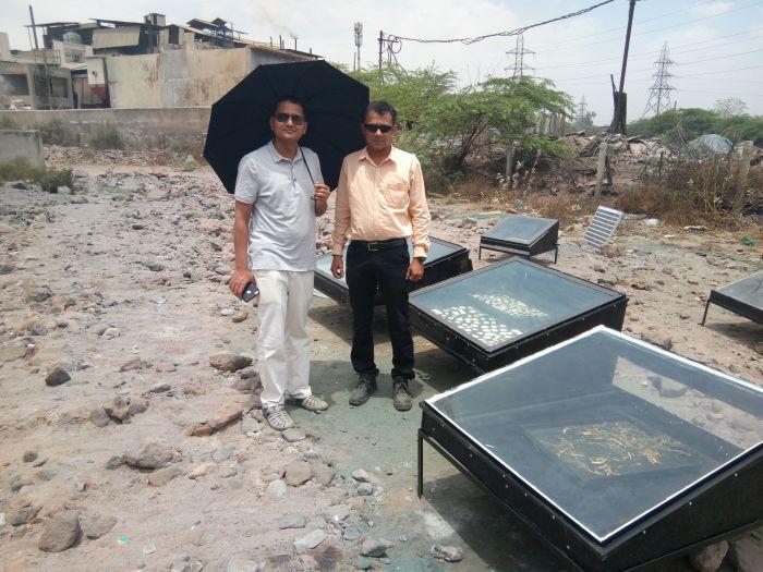 Solar Box Dryer