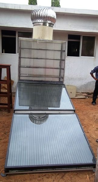 Solar Fish Dryer 03