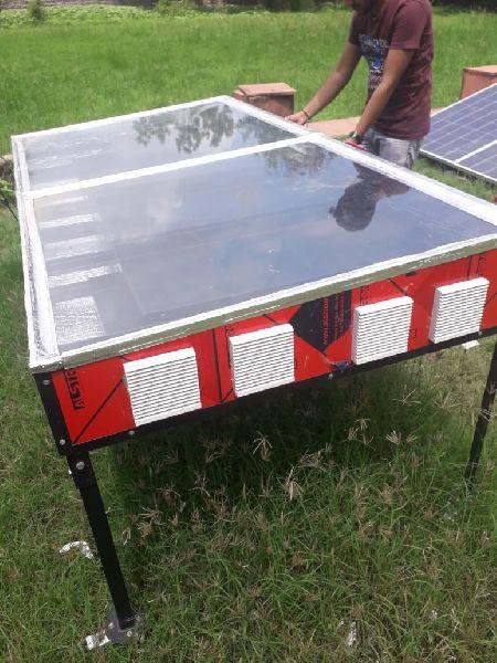 Solar Mushroom Dryer  01