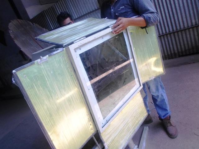 Solar Oven 03