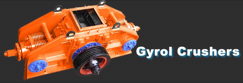 Gyrol Crushers