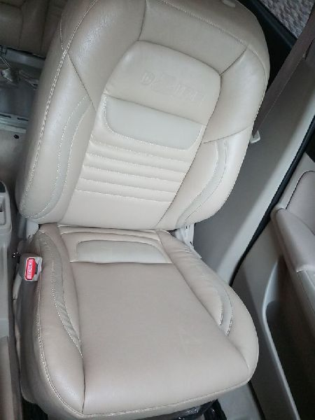 Acura RDX PU Leather Car Seat Cover 01
