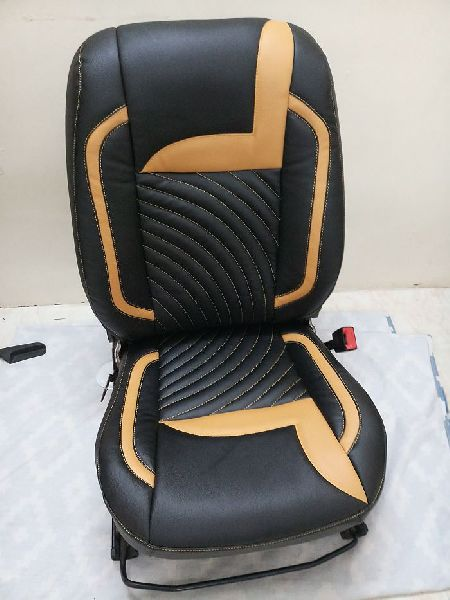 Acura RDX PU Leather Car Seat Cover 08