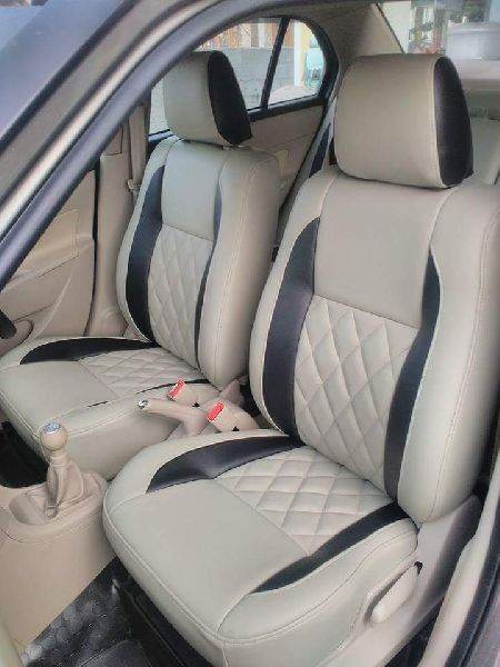 Miltano PU Leather Car Seat Cover 04