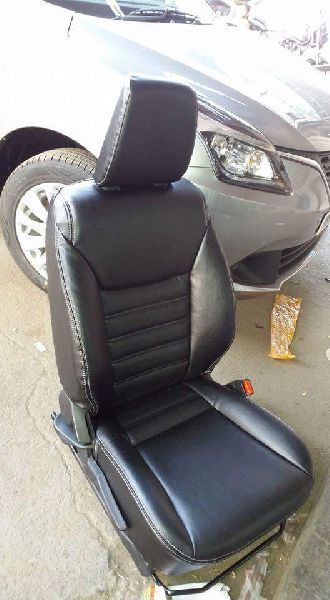 Miltano PU Leather Car Seat Cover 08
