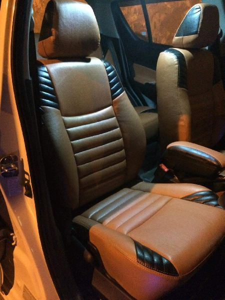 Spyder PU Leather Car Seat Cover 05