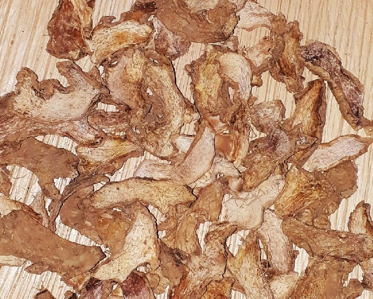 Dried Ginger 01