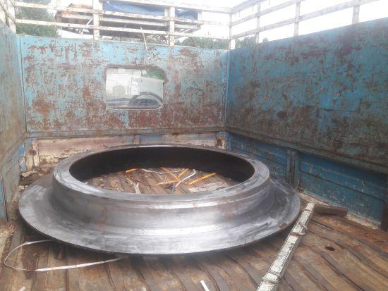 Round Metal Pallet