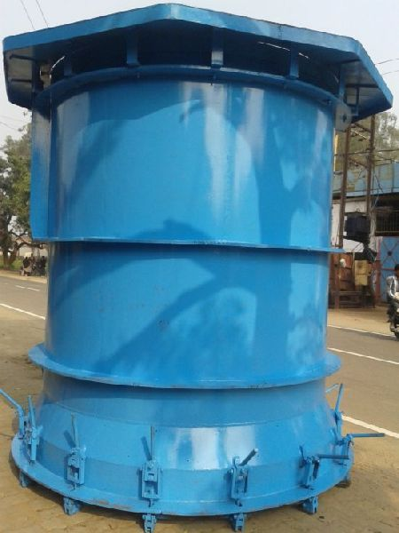Vertical Rcc Pipe Mould