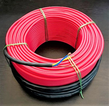 Twin Conductor Heating Cable