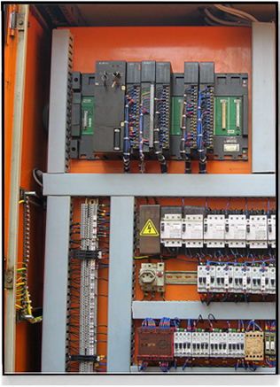 PLC Panels - Programmable Logic Controller Panels