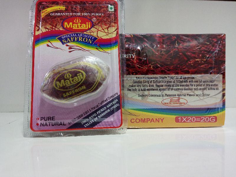 Mataji Saffrons