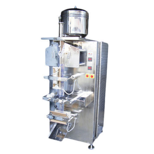 Water Pouch Packing Machine 01