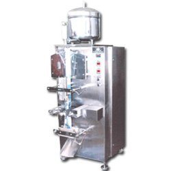 Water Pouch Packing Machine 02