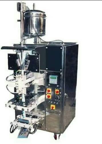 Water Pouch Packing Machine 03