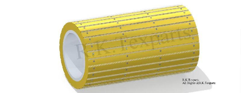 Fibrillating Roller 06
