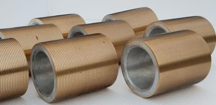 Micro Perforation Roller