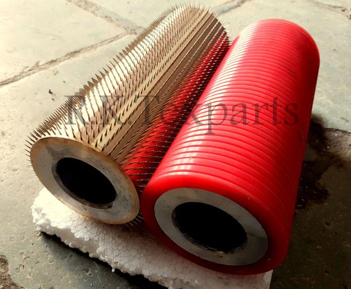 Perforation Roller for Paper Industries
