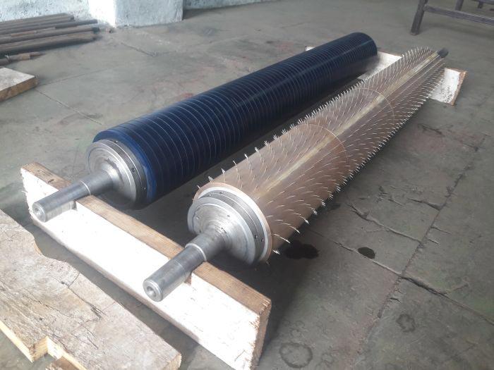 Perforation Roller Set 01