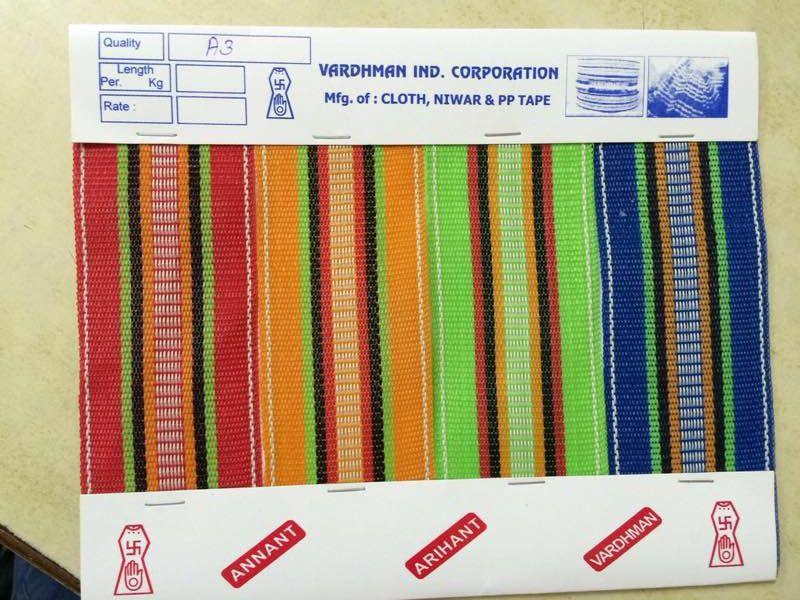 Narrow Woven Fabric