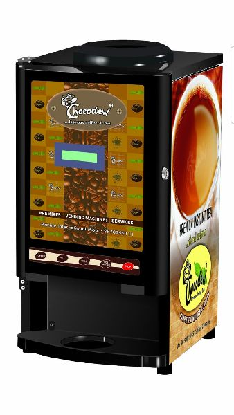 2 Lane Coffee Vending Machine