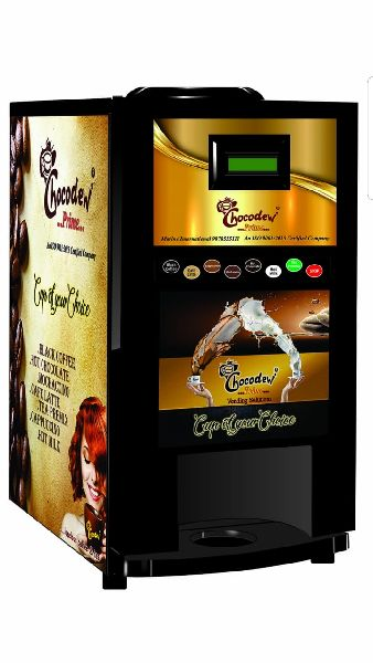 Chocodew Prime 7 in 1 Coffee Vending Machine