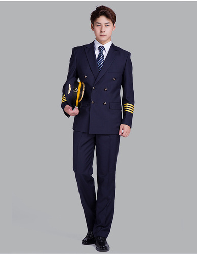 Mens Pilot Uniform