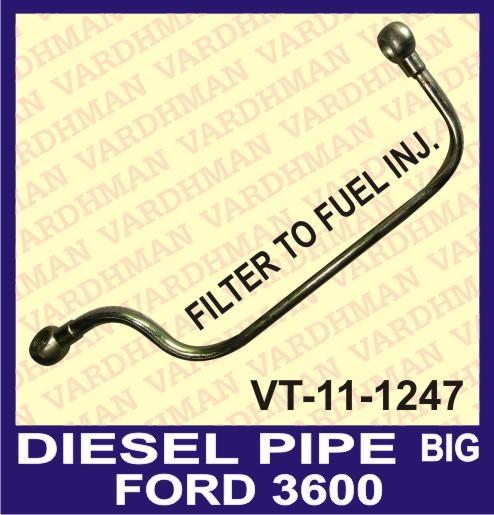 Tractor Big Diesel Pipe 02