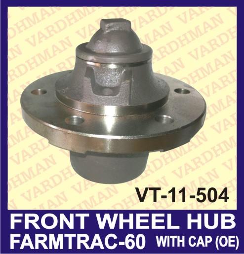 Tractor Front Wheel Hub 01
