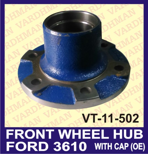Tractor Front Wheel Hub 02