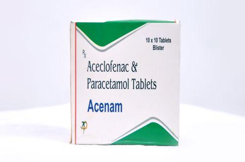 Acenam Tablets