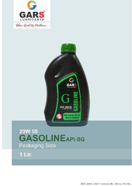 Gas Engine Oil
