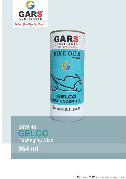 Premium Bike Oil