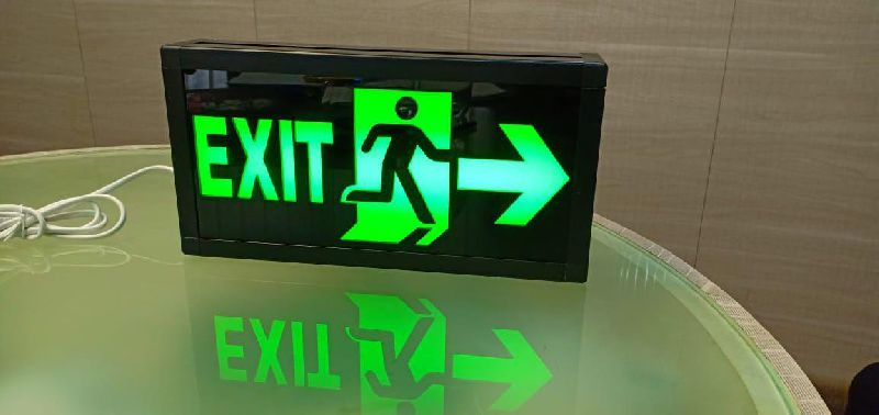 LED Exit Sign Board 03