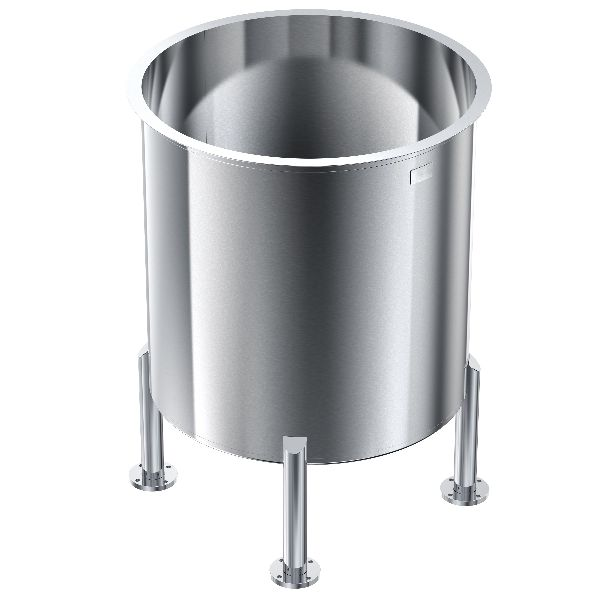 Stainless Steel Tank 02