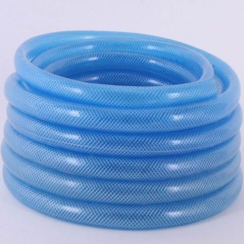 PVC Nylon Blue Braided Pipe 02