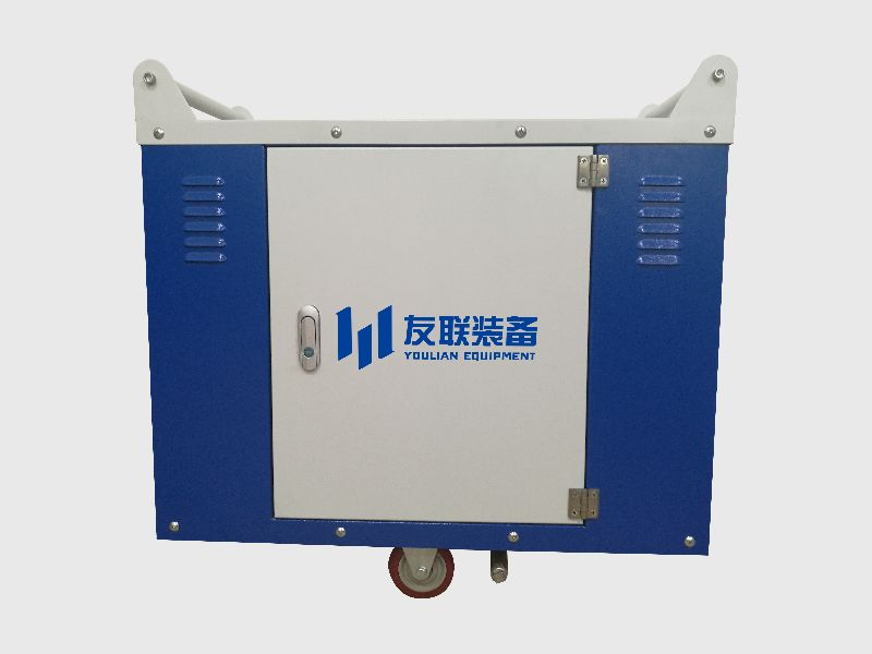 Spindle Cleaning Refueling Machine