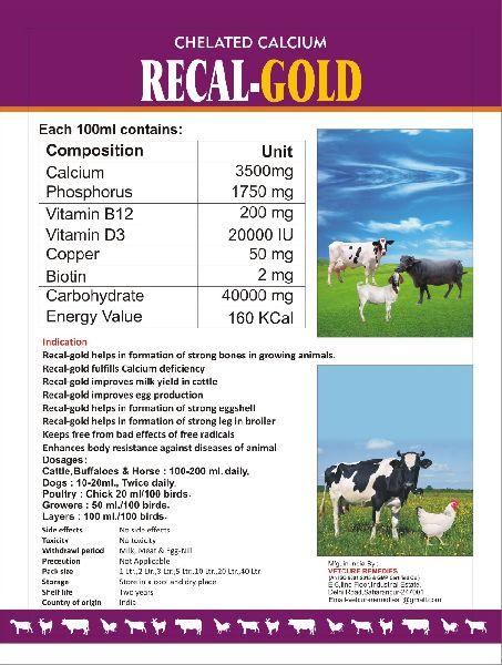 Recal Gold