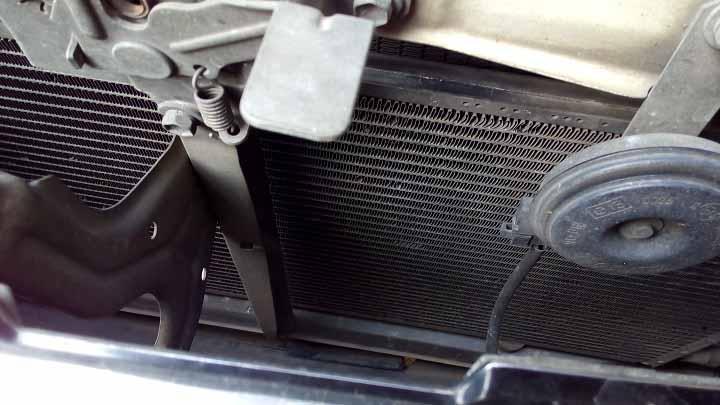 Ac Condenser For Tempo Traveller.