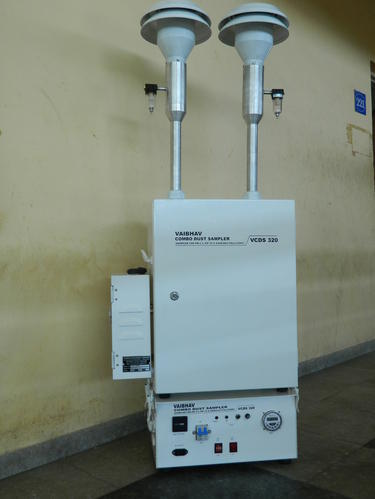 Combo Dust Sampler - VCDS 320 01