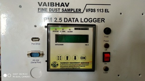 Fine Dust Sampler - VFDS-113EL 02
