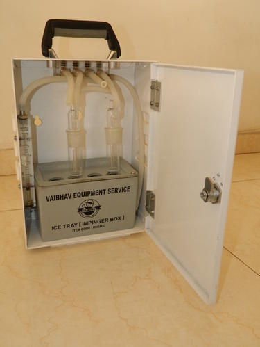 Gaseous Sampler - VGA-158 01