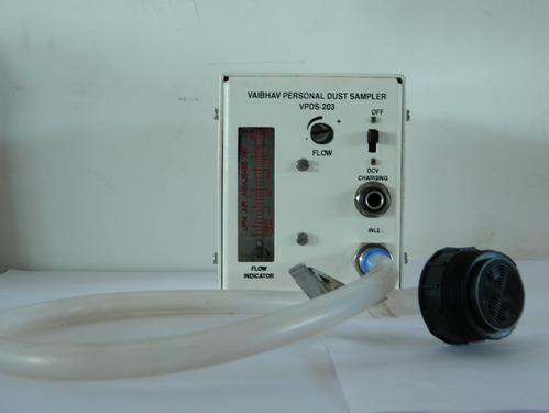 Personal Dust Sampler 02