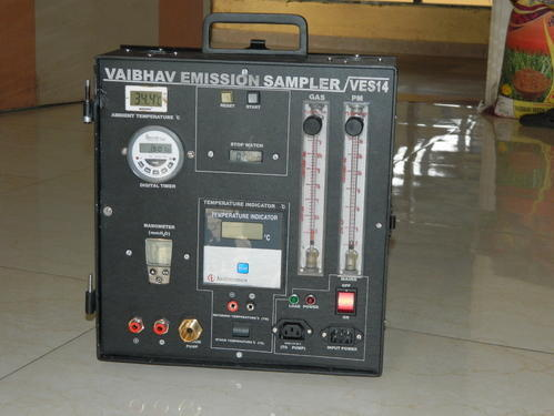 Stack Emission Sampler - VES-14 03
