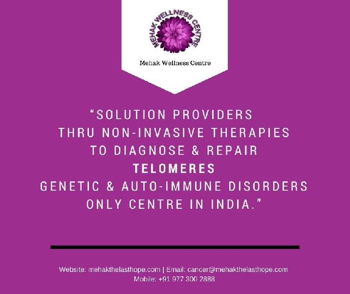 Telomere Non-Invasive Diagnosis & Therapy