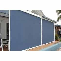 Outdoor Vertical Awnings