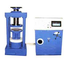 Concrete Testing Machine 02